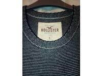 Hollister Jumper Small Stripped