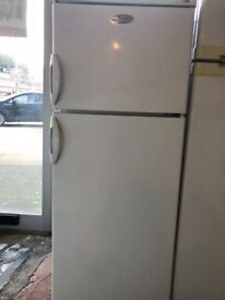 Whirlpool Fridge freezer fully working for sale