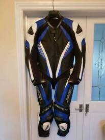 RST Pro series CPX-C carbon leather suit