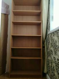 Ikea book shelves