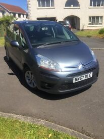 2008 Citreon C4 Picasso 5 VTR+HDI