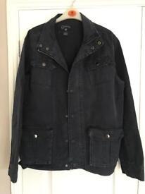 Mans Converse Denim Jacket Size L