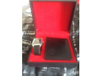Manchester United Watch And Wallet Set new
