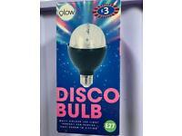 Brand new Disco bulb