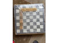 Solid marble chess board