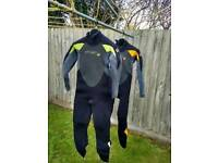 Wetsuit O'Neill wetsuits x2