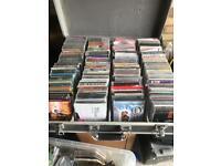 Assorted cd's