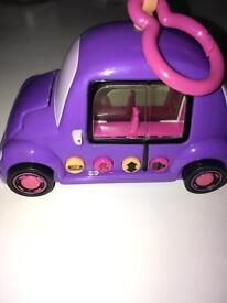 Pixel Chix Car