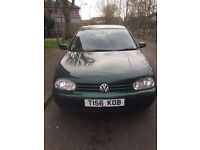 CHEAP AUTOMATIC !!! nice drive golf for sale petrol