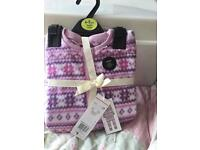 Girls Onesie brand new with tags size 4-5 years
