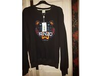 large kenzo jumper brand new with tags