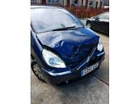 Xsara picasso 1.6 hdi 110 bhp exclusive spare or repair
