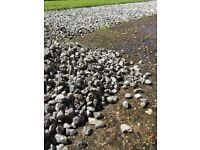 FREE grey gravel aggregate - collection - FREE Beckenham, Sydenham, Penge