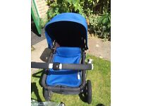 Bugaboo Cameleon Pushchair - suitable from birth, very good condition with all the accessories.