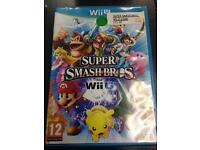 Super Smash Bros. Wii U Game