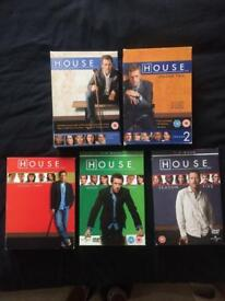House MD dvds