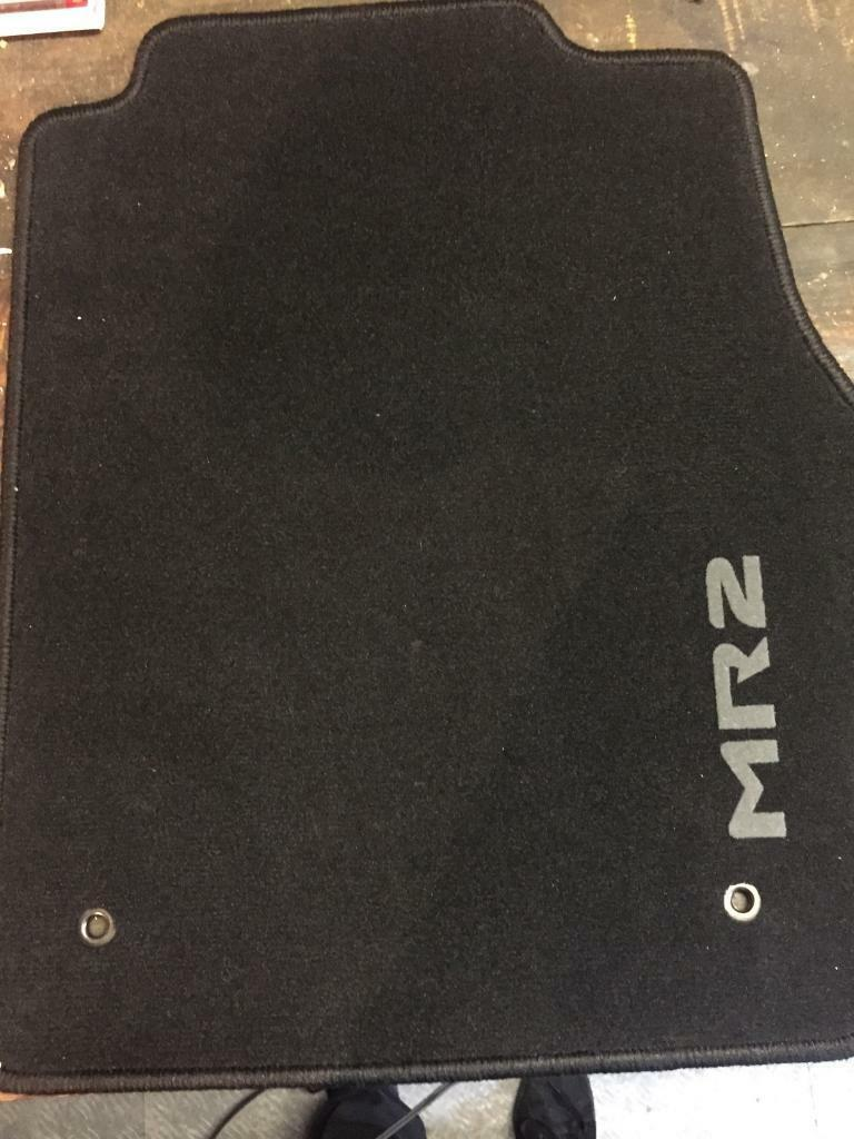 Toyota Mr2 Mk3 Genuine Oem Floor Mats In Swindon