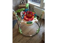 Jumperoo 4months old