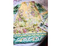 Lawn/cotton saphire original collection