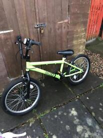 Boys trax bike