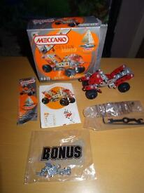 Meccano model set