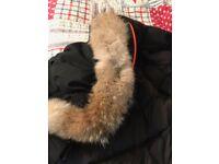 Musto Real Fur Gore-tex Jacket