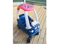 Cosy tikes super cool British edition!!