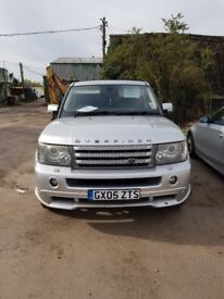 RANGE ROVER FOR SALE......2005...