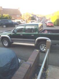 Toyota hylux pick up