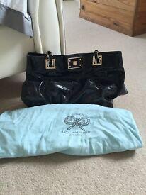 Anya Hindmarch original handbag with dust bag