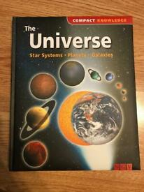 The Universe- Educational book