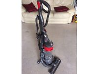 Dyson DC25 Upright Hoover - good condition, WARRANTY TO MAY 2019