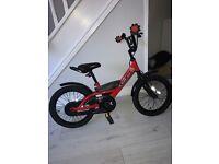 Boys 16inch Trek bike