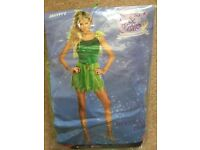 Tinkerbell adult dressing up costume
