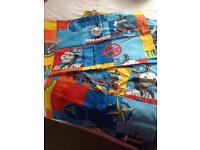 Toddler bed quilt covers