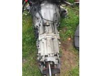 Bmw e90 320d 6 speed manual gearbox