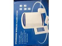 Wireless alarm system £20