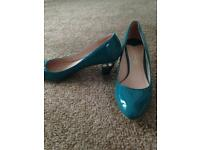 Sindy Diamond heel shoes