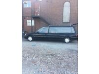 Vauxhall omega hearse by eagle