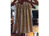 Nordic / Scandinavian dress curtain