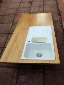 Carron Phoenix Kitchen Sink
