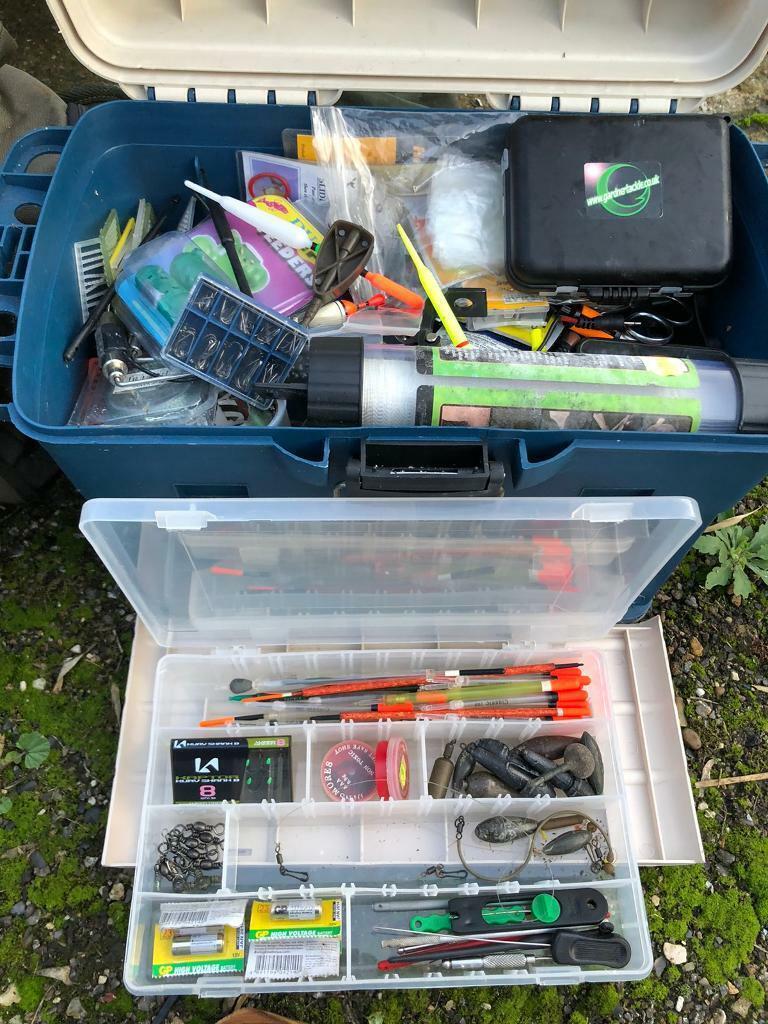 Carp fishing complete set up! | in Swanscombe, Kent | Gumtree