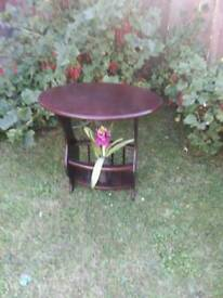 Selection of small furniture £8 each