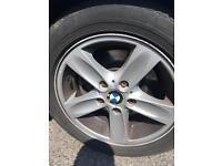 BMW alloys