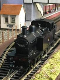Hornby 00 gauge locomotive.