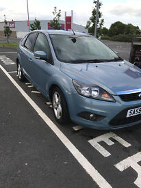 Ford Focus 1.8TDCI 59 Plate