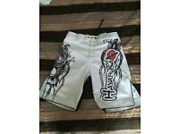 Shorts 3 pairs MMA, Muay Thai size M
