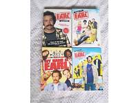 My Name is Earl DVD Full Collection (Season 1-4)