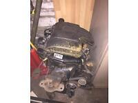 Citroen c1 Peugeot 107 engine