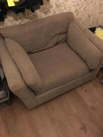 Large single armchair FREE on collection